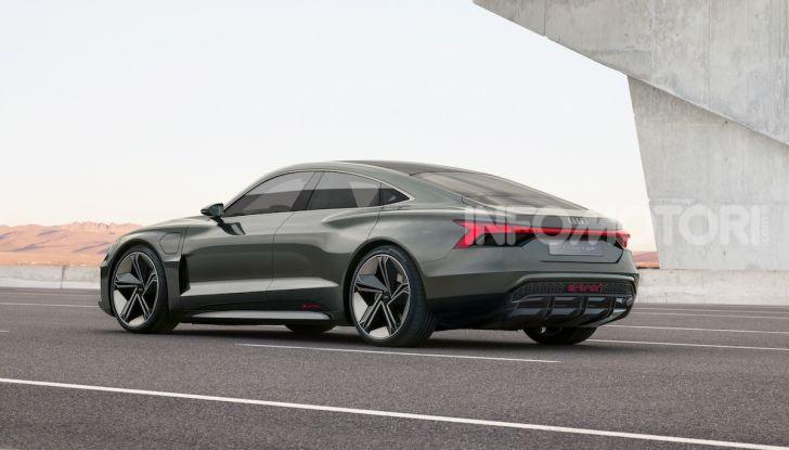 Audi e-tron GT Concept - Foto 3 di 18