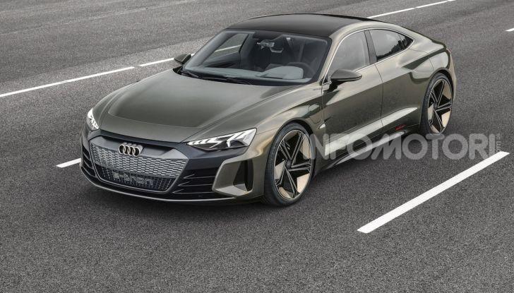 Audi e-tron GT Concept - Foto 4 di 18