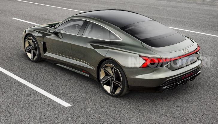Audi e-tron GT Concept - Foto 5 di 18