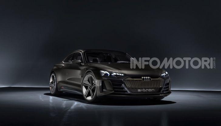 Audi e-tron GT Concept - Foto 6 di 18
