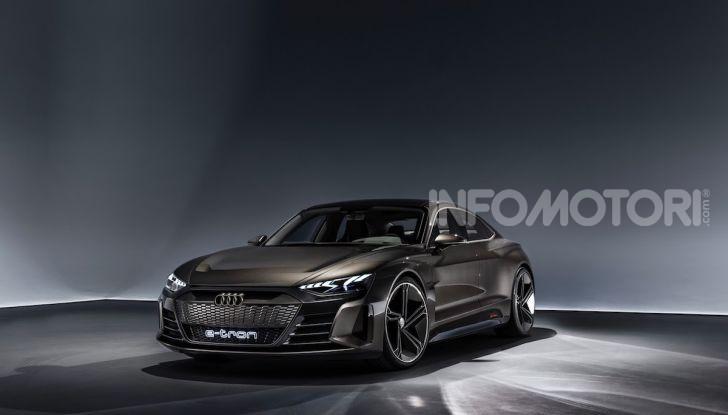 Audi e-tron GT Concept - Foto 7 di 18