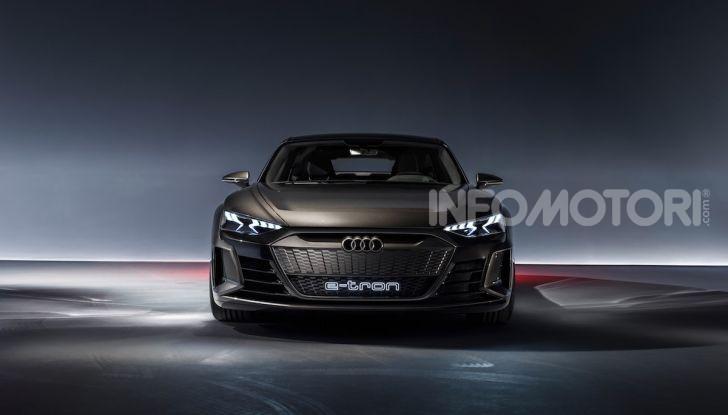 Audi e-tron GT Concept - Foto 9 di 18