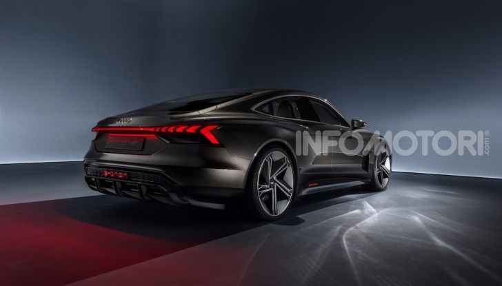 Audi e-tron GT Concept - Foto 10 di 18