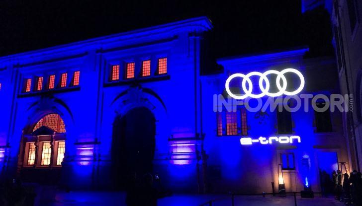 Audi e-tron debutta in Italia, prezzi da 83.930 euro - Foto 7 di 9