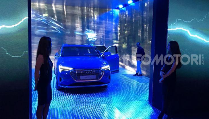 Audi e-tron debutta in Italia, prezzi da 83.930 euro - Foto 8 di 9