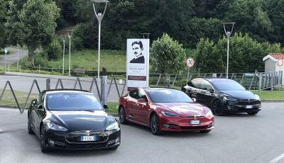 Autonomia auto elettriche: da 100 a 600km, ma freddo e guida influenzano le batterie