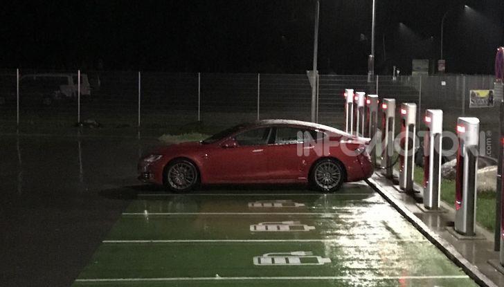 Autonomia auto elettriche: da 100 a 600km, ma freddo e guida influenzano le batterie - Foto 20 di 22