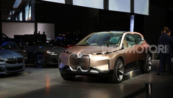 Il meglio dello stand BMW al Salone di Los Angeles 2018 - Foto 1 di 87