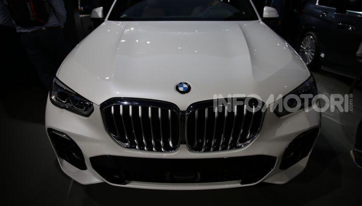 Il meglio dello stand BMW al Salone di Los Angeles 2018 - Foto 32 di 87
