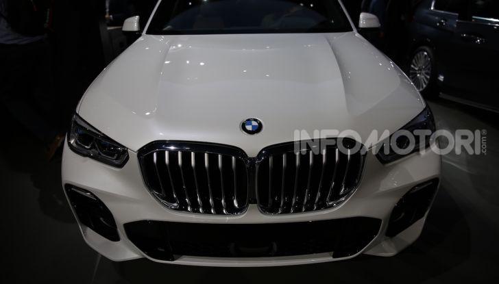 Il meglio dello stand BMW al Salone di Los Angeles 2018 - Foto 33 di 87