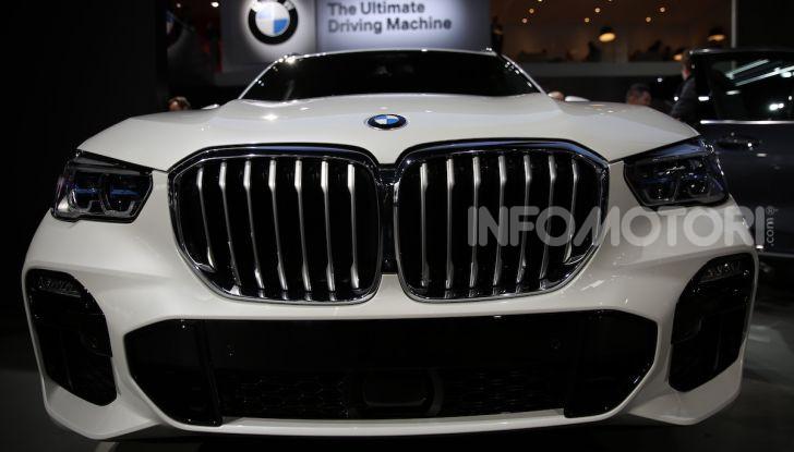 Il meglio dello stand BMW al Salone di Los Angeles 2018 - Foto 35 di 87