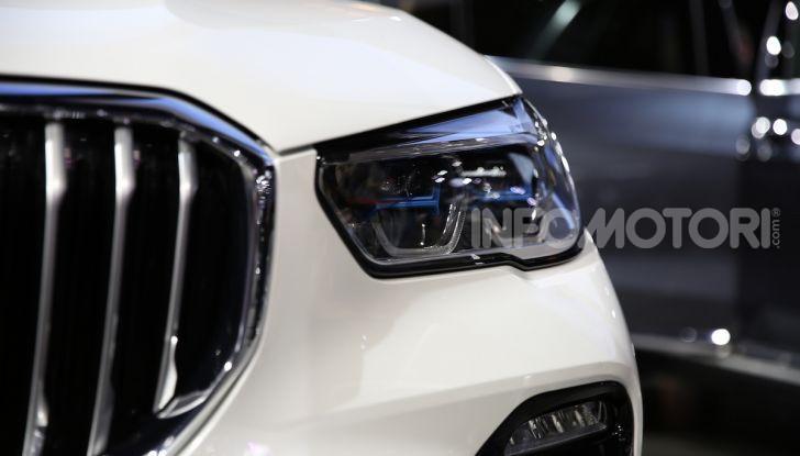 Il meglio dello stand BMW al Salone di Los Angeles 2018 - Foto 37 di 87