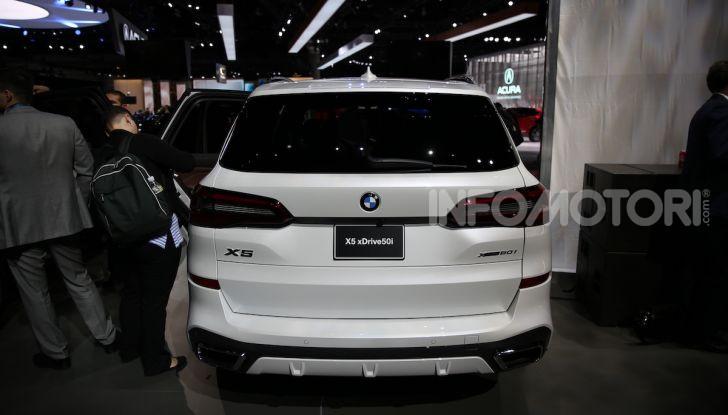Il meglio dello stand BMW al Salone di Los Angeles 2018 - Foto 4 di 87