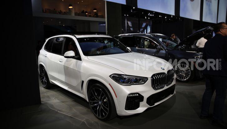 Il meglio dello stand BMW al Salone di Los Angeles 2018 - Foto 41 di 87
