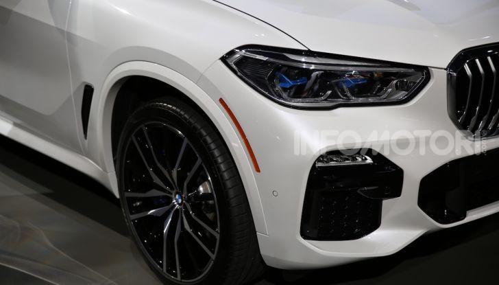 Il meglio dello stand BMW al Salone di Los Angeles 2018 - Foto 43 di 87