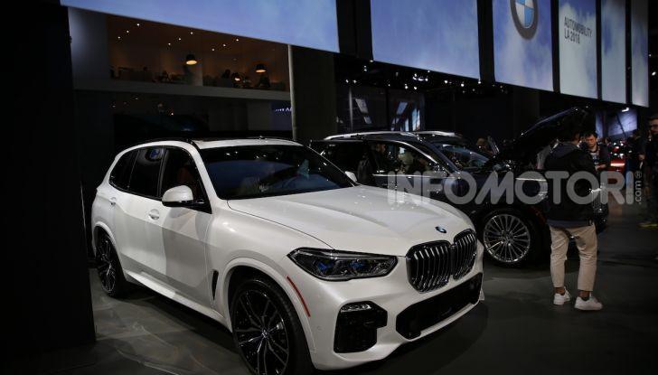 Il meglio dello stand BMW al Salone di Los Angeles 2018 - Foto 44 di 87