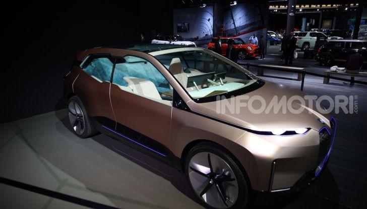Il meglio dello stand BMW al Salone di Los Angeles 2018 - Foto 46 di 87