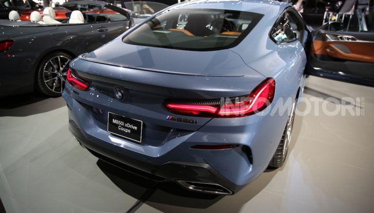 Il meglio dello stand BMW al Salone di Los Angeles 2018 - Foto 52 di 87