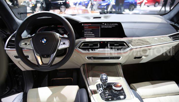 Il meglio dello stand BMW al Salone di Los Angeles 2018 - Foto 66 di 87