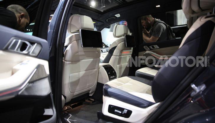 Il meglio dello stand BMW al Salone di Los Angeles 2018 - Foto 69 di 87