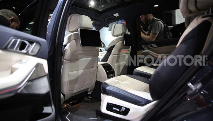 Il meglio dello stand BMW al Salone di Los Angeles 2018 - Foto 70 di 87