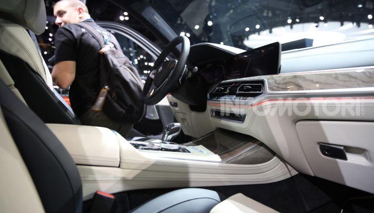 Il meglio dello stand BMW al Salone di Los Angeles 2018 - Foto 71 di 87