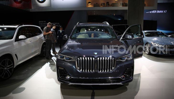 Il meglio dello stand BMW al Salone di Los Angeles 2018 - Foto 72 di 87