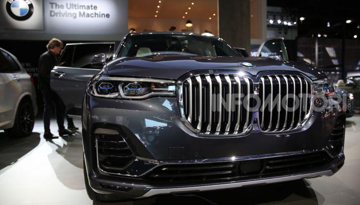 Il meglio dello stand BMW al Salone di Los Angeles 2018 - Foto 74 di 87