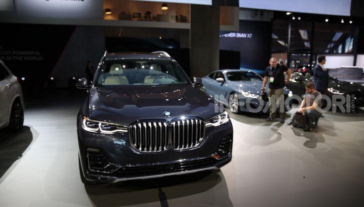 Il meglio dello stand BMW al Salone di Los Angeles 2018 - Foto 76 di 87