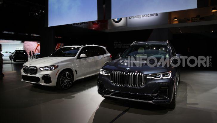 Il meglio dello stand BMW al Salone di Los Angeles 2018 - Foto 77 di 87