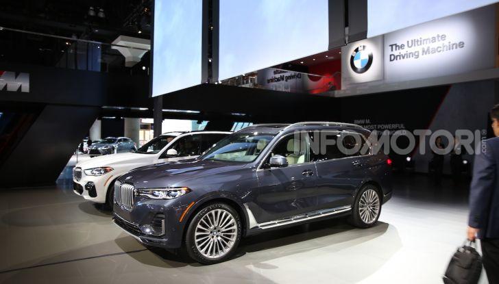 Il meglio dello stand BMW al Salone di Los Angeles 2018 - Foto 78 di 87