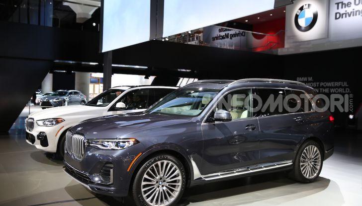 Il meglio dello stand BMW al Salone di Los Angeles 2018 - Foto 79 di 87
