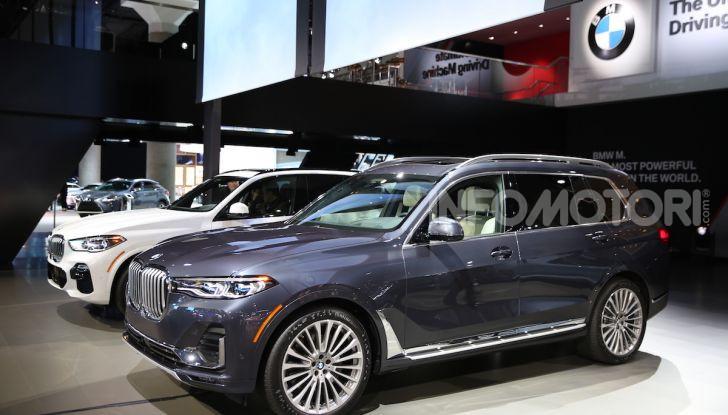 Il meglio dello stand BMW al Salone di Los Angeles 2018 - Foto 80 di 87