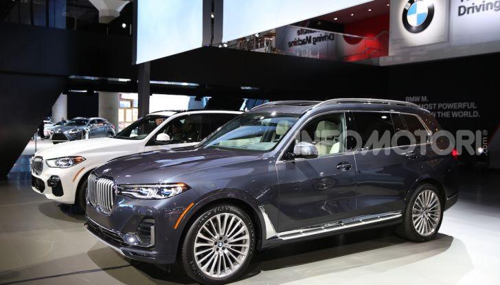Il meglio dello stand BMW al Salone di Los Angeles 2018 - Foto 81 di 87