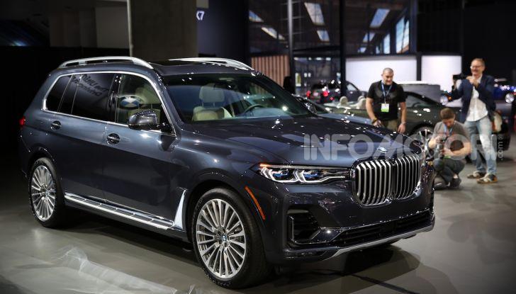Il meglio dello stand BMW al Salone di Los Angeles 2018 - Foto 82 di 87