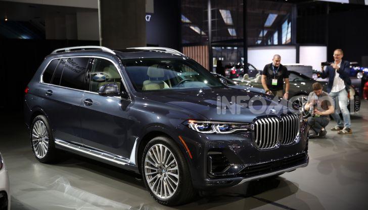 Il meglio dello stand BMW al Salone di Los Angeles 2018 - Foto 83 di 87
