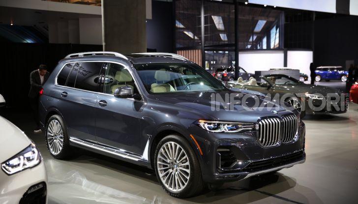 Il meglio dello stand BMW al Salone di Los Angeles 2018 - Foto 85 di 87