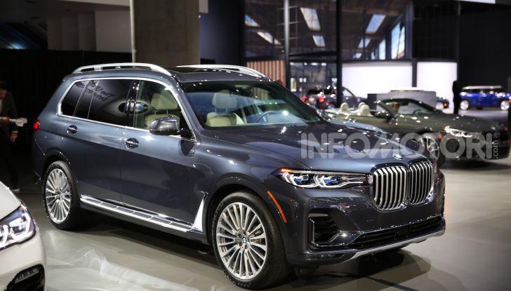 Il meglio dello stand BMW al Salone di Los Angeles 2018 - Foto 87 di 87