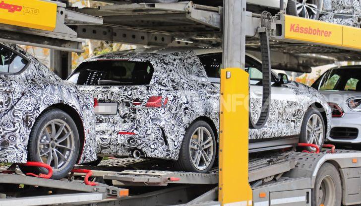 BMW Serie 1 2019: trazione anteriore, design rivisitato - Foto 3 di 18