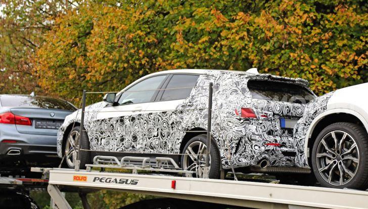 BMW Serie 1 2019: trazione anteriore, design rivisitato - Foto 17 di 18