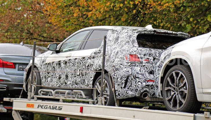 BMW Serie 1 2019: trazione anteriore, design rivisitato - Foto 10 di 18