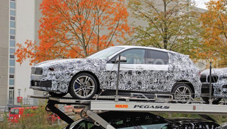 BMW Serie 1 2019: trazione anteriore, design rivisitato - Foto 1 di 18
