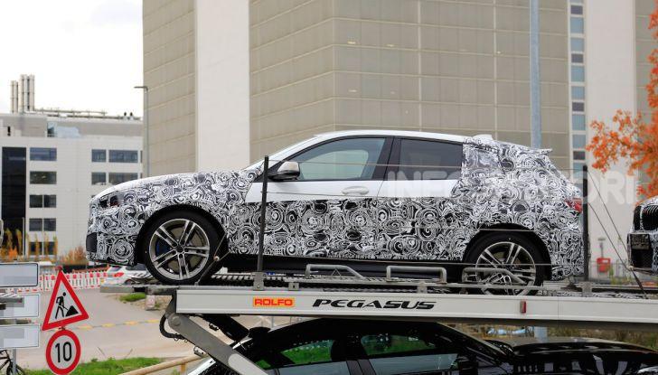 BMW Serie 1 2019: trazione anteriore, design rivisitato - Foto 18 di 18