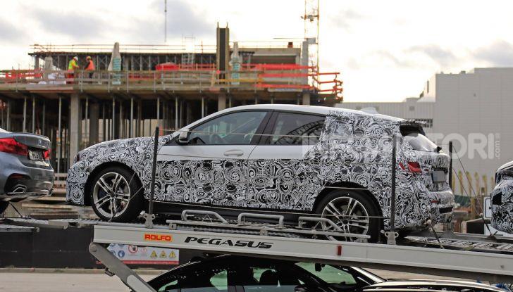BMW Serie 1 2019: trazione anteriore, design rivisitato - Foto 4 di 18