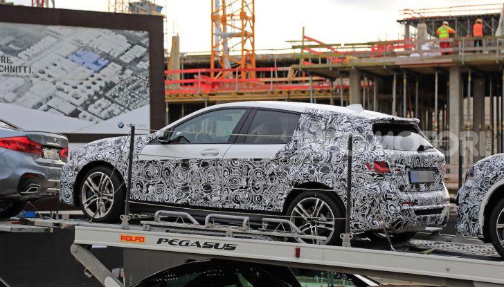 BMW Serie 1 2019: trazione anteriore, design rivisitato - Foto 16 di 18