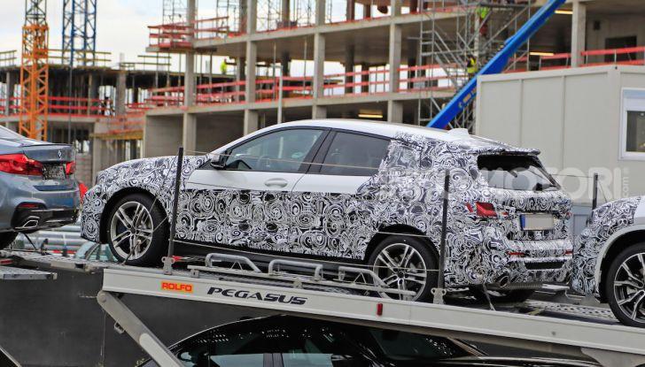 BMW Serie 1 2019: trazione anteriore, design rivisitato - Foto 12 di 18