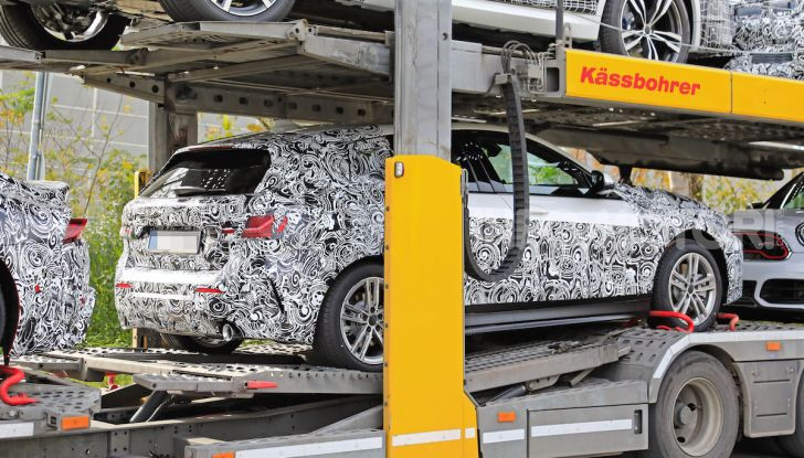 BMW Serie 1 2019: trazione anteriore, design rivisitato - Foto 6 di 18