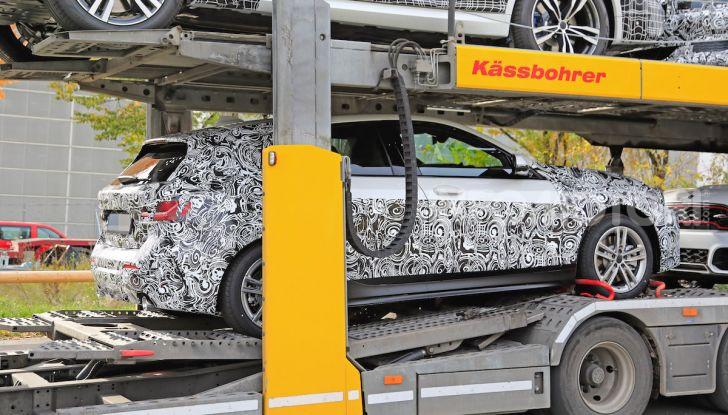 BMW Serie 1 2019: trazione anteriore, design rivisitato - Foto 7 di 18