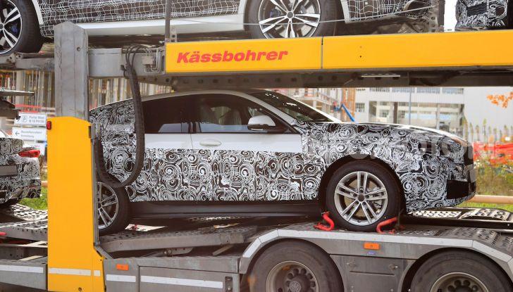 BMW Serie 1 2019: trazione anteriore, design rivisitato - Foto 9 di 18