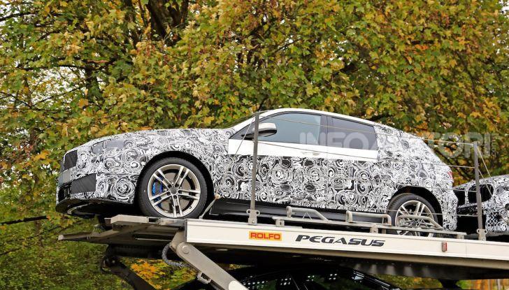 BMW Serie 1 2019: trazione anteriore, design rivisitato - Foto 13 di 18